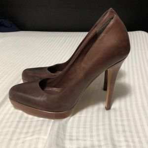 Aldo Brown Leather shoes